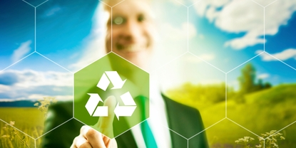 Endress+Hauser environmental legal compliance and recycling
