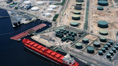 Storage and distribution in the Oil & Gas industry
