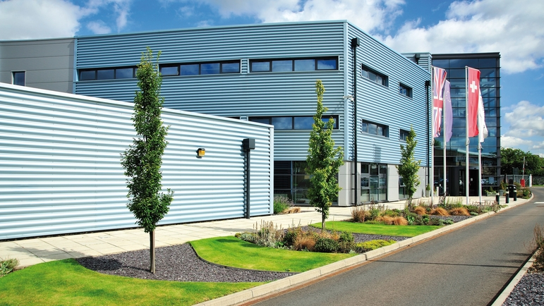 Endress+Hauser Ltd: UK sales and service centre