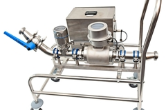 Our mobile flowmetering rig - easy-to-use and versatile.