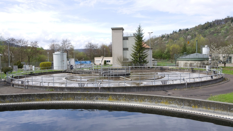With Liquiline Control, your wastewater treatment plant is always prepared for load peaks.