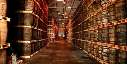 Chivas Brothers extensive inventory