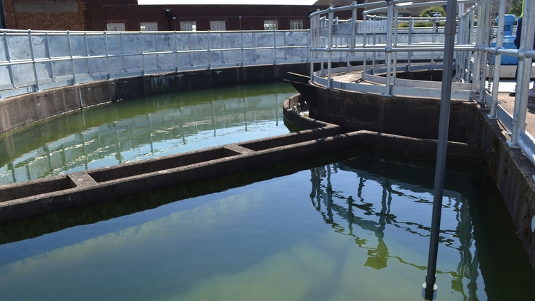 Sludge blanket measurement improves quality and efficiency at South Staffs Water