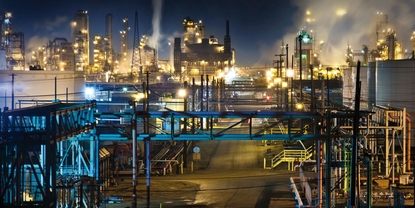 Measuring composition and impurities in refinery gases to optimize process and hydrogen quality.